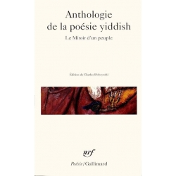 ANTHOLOGIE DE LA POESIE YIDDISH