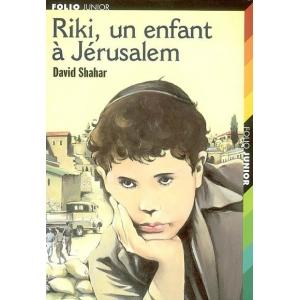 RIKI, UN ENFANT A JERUSALEM