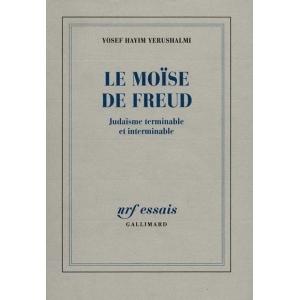 LE MOISE DE FREUD