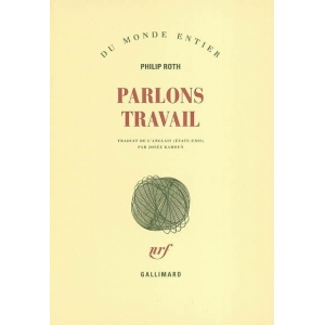 PARLONS TRAVAIL