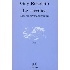LE SACRIFICE : REPERES PSYCHANALYTIQUES