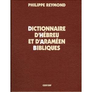 DICTIONNAIRE D'HEBREU ET D'ARAMEEN BIBLIQUES