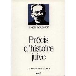 PRECIS D'HISTOIRE JUIVE DES ORIGINES A 1934