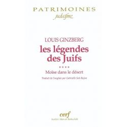 LES LEGENDES DES JUIFS VOL.4