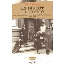 EN DIRECT DU GHETTO