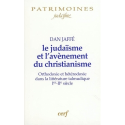 LE JUDAISME ET L'AVENEMENT DU CHRISTIANISME