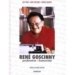 RENE GOSCINNY PROFESSION : PROFESSION HUMORISTE