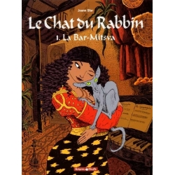 LE CHAT DU RABBIN-LA BAR-MITSVA