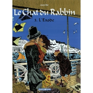 LE CHAT DU RABBIN-L'EXODE
