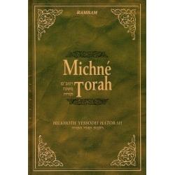 MICHNE TORAH : HILKHOTH YESSODEI HATORAH (EDITION BILINGUE)