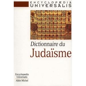 DICTIONNAIRE DU JUDAISME