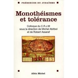 MONOTHEISMES ET TOLERANCE