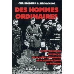 DES HOMMES ORDINAIRES