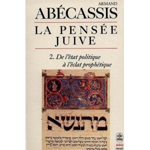 HISTOIRE DE LA PENSEE JUIVE T.2