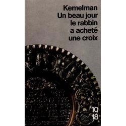 UN BEAU JOUR LE RABBIN A ACHETE UNE CROIX