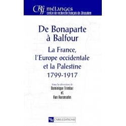 DE BONAPARTE A BALFOUR