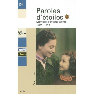 PAROLES D'ETOILES