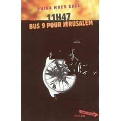 11H47 BUS 9 POUR JERUSALEM