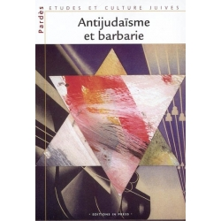 ANTIJUDAISME ET BARBARIE