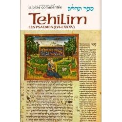 LA BIBLE COMMENTEE : TEHILIM T.3