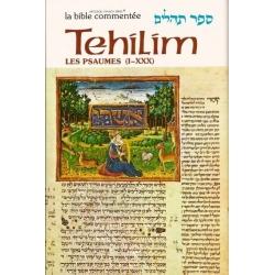 LA BIBLE COMMENTEE : TEHILIM T.1