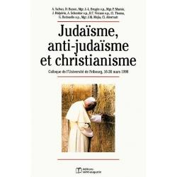 JUDAISME ANTIJUDAISME ET CHRISTIANISME