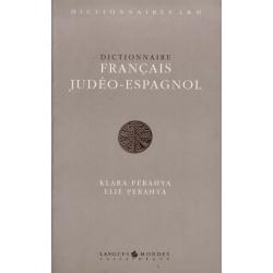 DICTIONNAIRE FRANCAIS JUDEO-ESPAGNOL
