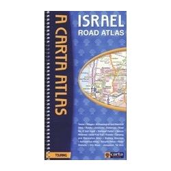 ATLAS ROUTIER D'ISRAEL