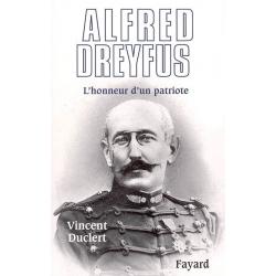 ALFRED DREYFUS : L'HONNEUR D'UN PATRIOTE