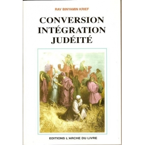 CONVERSION, INTEGRATION ET JUDEITE