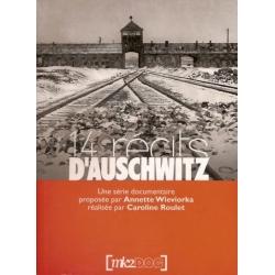 14 RECITS D'AUSCHWITZ (3 DVD)