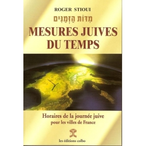MESURES JUIVES DU TEMPS