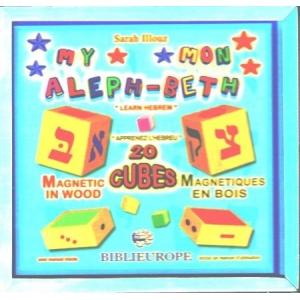 MON ALEPH-BETH/20 CUBES