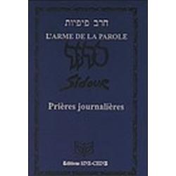 L'ARME DE LA PAROLE PRIERES JOURNALIERES