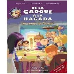 DE LA GADOUE A LA HAGADA - BD