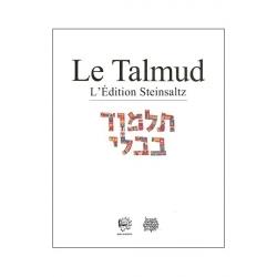 TALMUD STEINSALTZ TAANIT 1