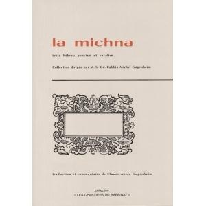 LA MICHNA SOUCA, BETSA, TAANIT, MEGUILA, MOED KATAN, HAGUIGA TOME 10