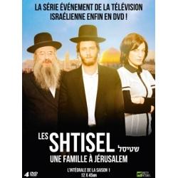 SHTISEL SAISON 1 (DVD)