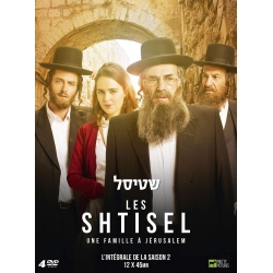 SHTISEL SAISON 2 (DVD)