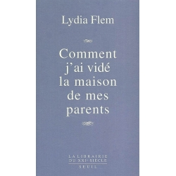 COMMENT J'AI VIDE LA MAISON DE MES PARENTS