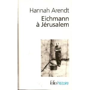 EICHMANN A JERUSALEM