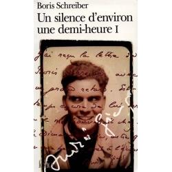 UN SILENCE D'ENVIRON UNE DEMI-HEURE T.1