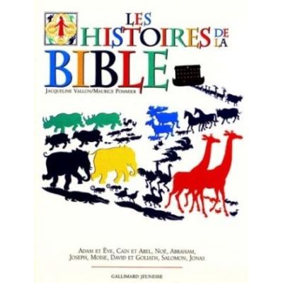 LES HISTOIRES DE LA BIBLE