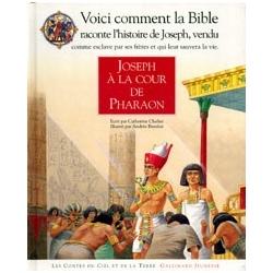 JOSEPH A LA COUR DE PHARAON