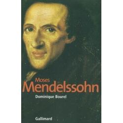 MOSES MENDELSSOHN : LA NAISSANCE DU JUDAISME MODERNE