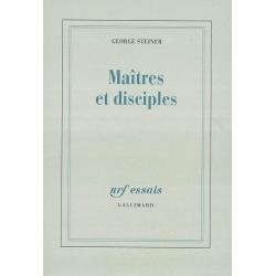 MAITRES ET DISCIPLES