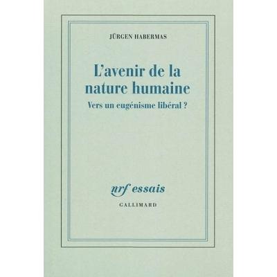 L'AVENIR DE LA NATURE HUMAINE