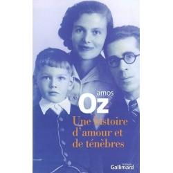 UNE HISTOIRE D'AMOUR ET DE TENEBRES