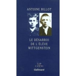LE DESARROI DE L'ELEVE WITTGENSTEIN