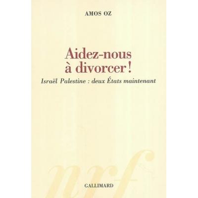 AIDEZ-NOUS A DIVORCER !